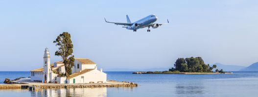 Corfu Airport Transfers - Taxi & Bus Transfers from Corfu Airport